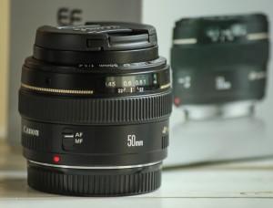 Mein neues EF 50mm f/1.4